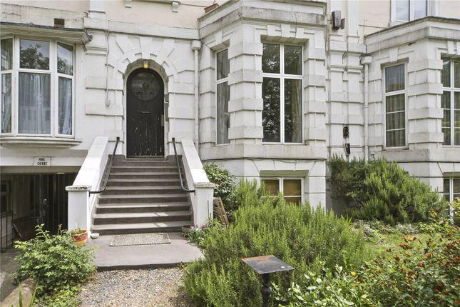 Exterior of Oak Court, St. Albans Villas, London NW5