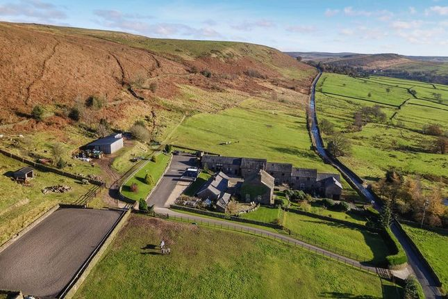 Thumbnail Country house for sale in Pearls Farm, Wildboarclough
