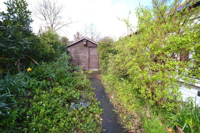 Garage of East Budleigh Road, Budleigh Salterton, Devon EX9