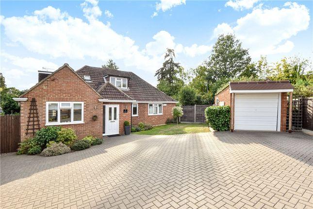 Thumbnail Detached house for sale in Rectory Close, Little Sandhurst, Berkshire