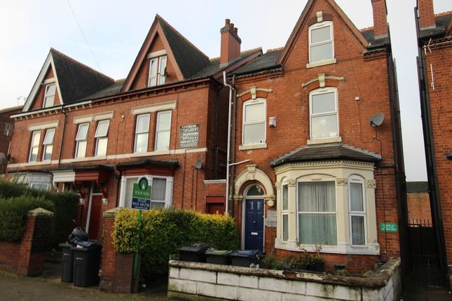 Thumbnail Flat to rent in Livingstone Road, Handsworth, Birmingham