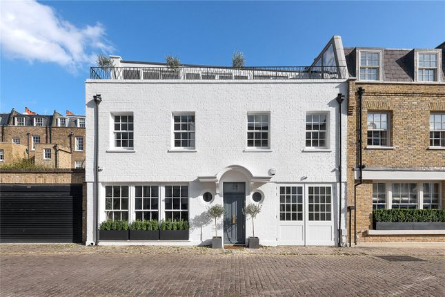 Thumbnail Terraced house for sale in Cresswell Place, London