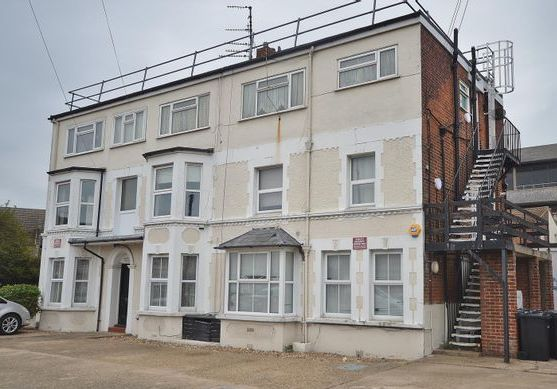 1 bed flat for sale in Flat 3, 64 Ellis Road, Clacton-On-Sea, Essex CO15