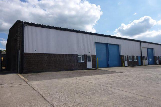 Thumbnail Light industrial to let in Units 5-9, Bartlett Park, Gazelle Road, Lynx Trading Estate, Yeovil, Somerset