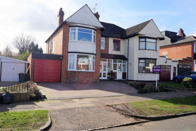 The Property of Steel Road, Birmingham B31