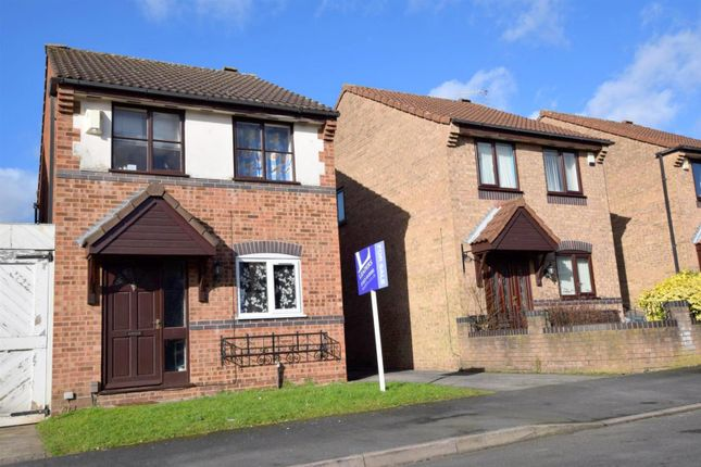 Thumbnail Detached house for sale in Kingfisher Close, Bulwell, Nottingham