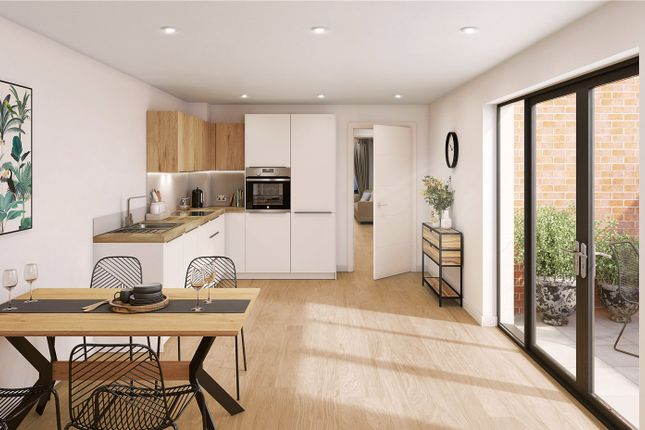 3 bed terraced house for sale in Plot 03-6, The Chocolate Factory, Co-Operation Road, Greenbank BS5