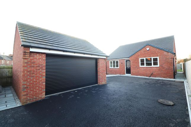 Thumbnail Detached bungalow for sale in Welbeck Road, Bolsover, Chesterfield