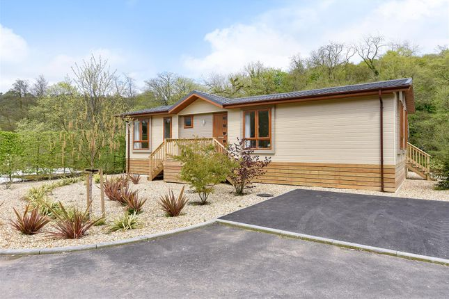 Thumbnail Mobile/park home for sale in Alsop Lane, Whatstandwell, Matlock