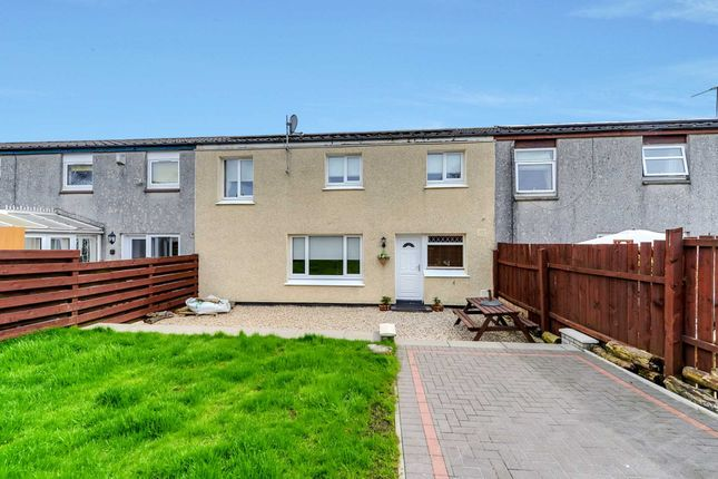 Thumbnail Terraced house for sale in Edmiston Drive, Linwood