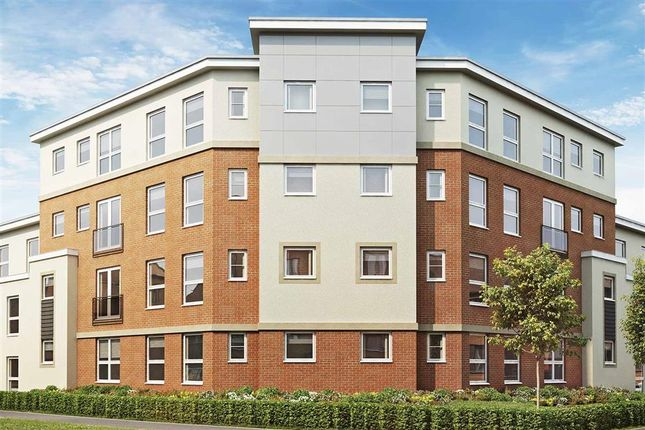 Thumbnail Flat for sale in Stoke Road, Newton Leys, Milton Keynes