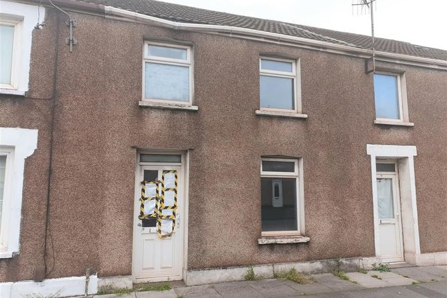 2 bed terraced house for sale in Upper West End, Port Talbot SA13