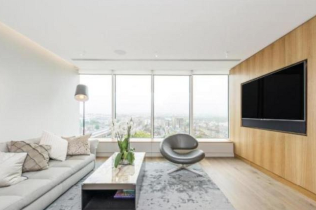 Thumbnail Flat for sale in 200 Marylebone Road, London