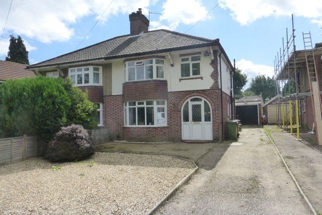 Thumbnail Terraced house for sale in Plumstead Road East, Norwich