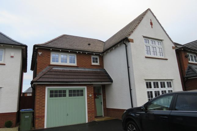 4 bed detached house to rent in Bill Thomas Way, Rowley Regis B65