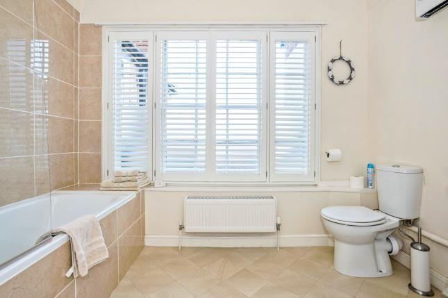 Bathroom of Westbourne, Emsworth, West Sussex PO10
