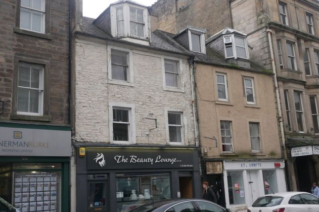 Thumbnail Flat to rent in High Street, Hawick