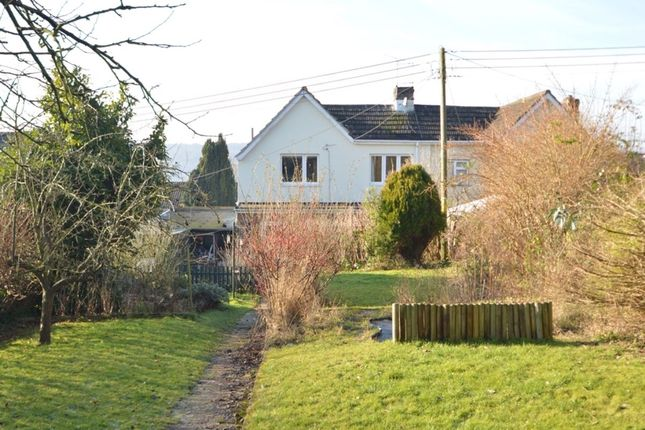 Thumbnail Semi-detached house for sale in Derehams Avenue, Loudwater, High Wycombe
