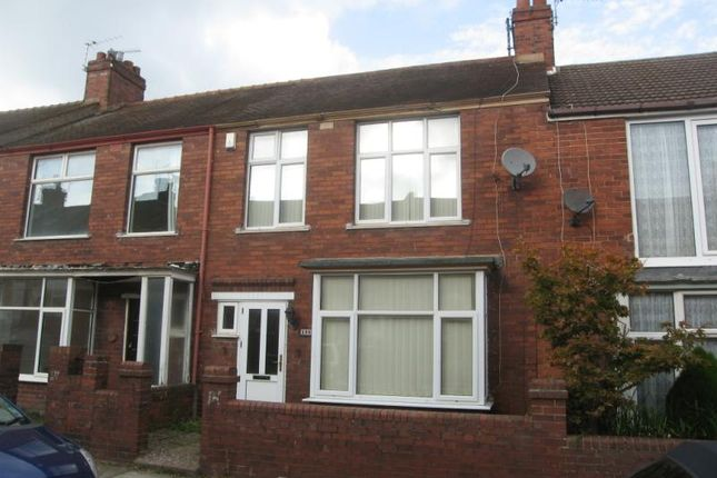 Thumbnail Terraced house to rent in Monks Road, Mount Pleasant, Exeter, Devon