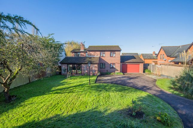 Thumbnail Detached house for sale in Clyst St. Mary, Exeter, Devon