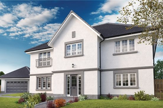 """Thumbnail Detached house for sale in """"The Macrae"""" at Milltimber"""