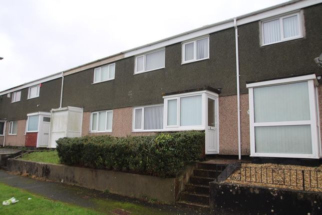 Thumbnail Terraced house for sale in Grimspound Close, Plymouth
