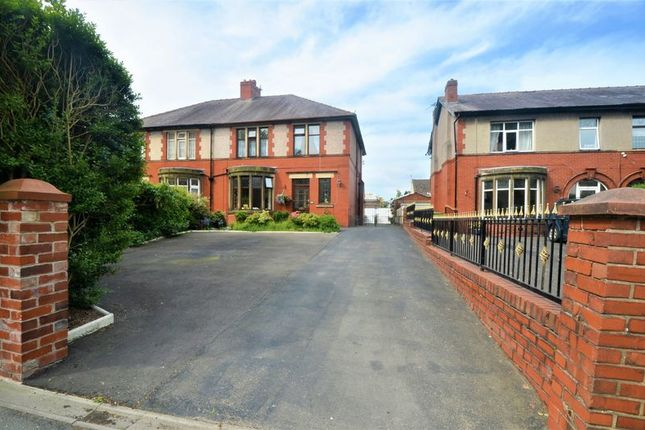 Thumbnail Semi-detached house for sale in Whalley Road, Accrington