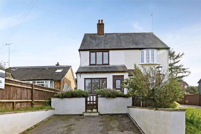 Thumbnail Semi-detached house for sale in Bottom Lane, Seer Green, Beaconsfield, Buckinghamshire