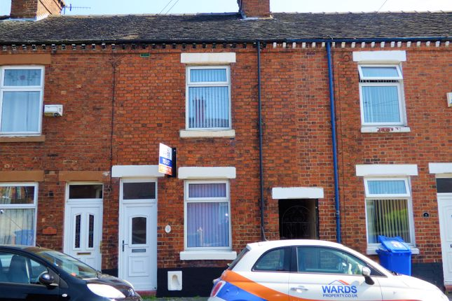 Thumbnail Terraced house to rent in Collinson Road, Stoke-On-Trent