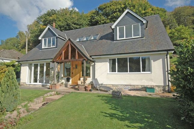 Thumbnail Detached house for sale in 'mandalay', Hillside Road, Redbrook, Monmouth, Monmouthshire