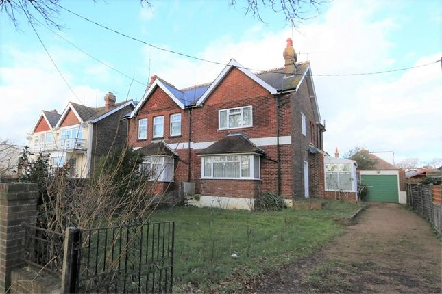 Thumbnail Semi-detached house for sale in Pevensey Road, Polegate, East Sussex