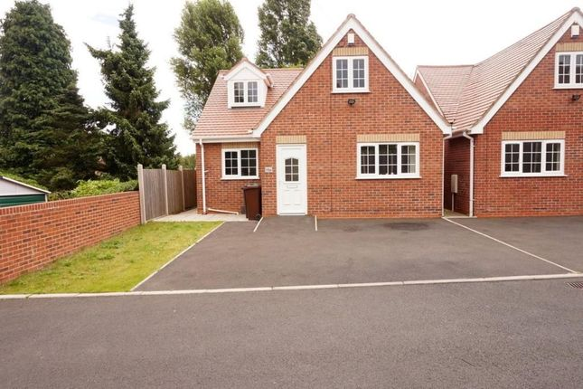 Thumbnail Detached house for sale in Genge Avenue, Wolverhampton