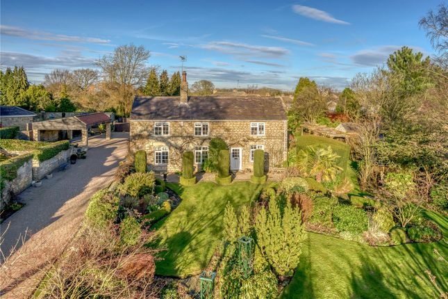 Thumbnail Detached house for sale in The Green, Thorp Arch, Wetherby, West Yorkshire