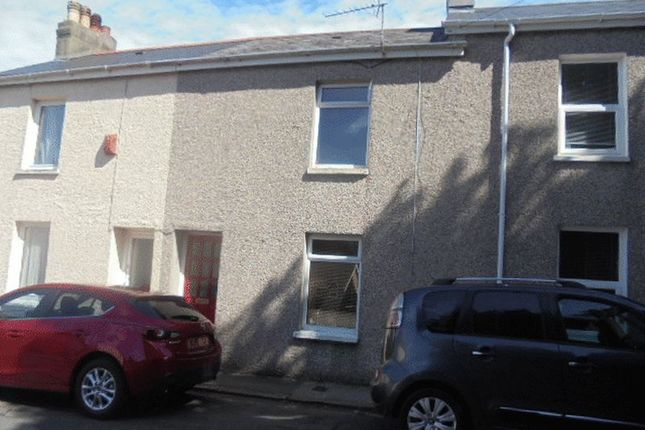 Thumbnail Terraced house to rent in Whitleigh Avenue, Crownhill, Plymouth