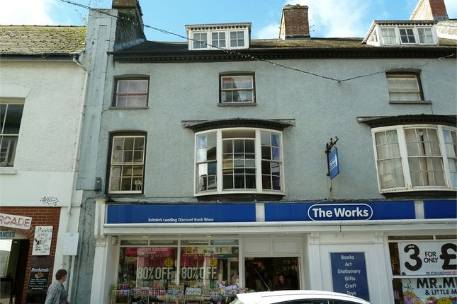 Thumbnail Flat for sale in 7-8 High Street, Cardigan, Ceredigion