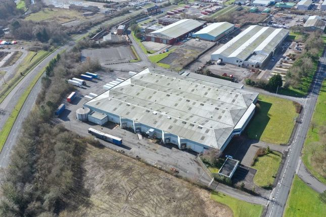 Industrial to let in Unit 1 Bridgend Industrial Estate, Bridgend