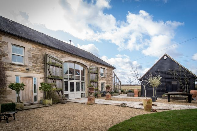 Thumbnail Barn conversion for sale in The Avenue, Exton, Oakham