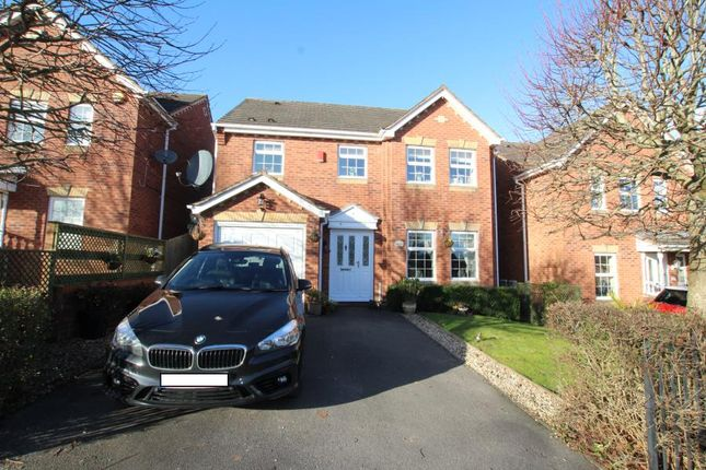 Thumbnail Detached house to rent in Casson Drive, Stoke Park, Bristol