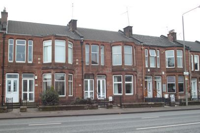 Thumbnail Terraced house to rent in Crow Road, Jordanhill, Glasgow