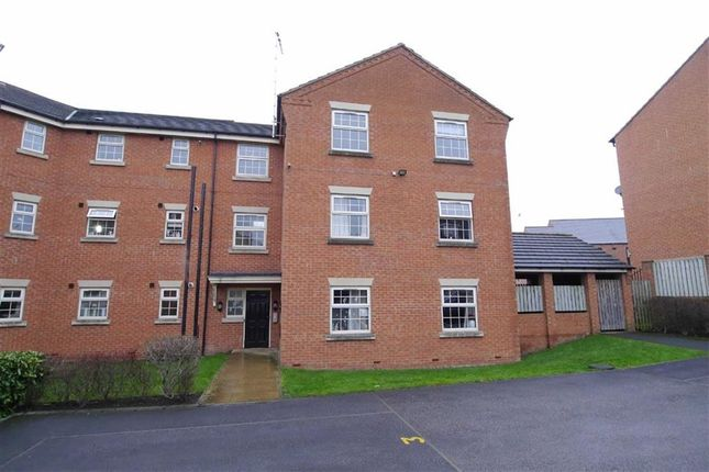 Thumbnail Flat to rent in New Village Way, Churwell