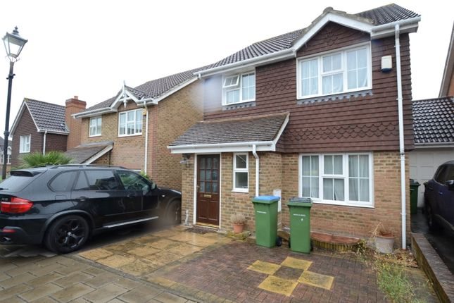 Thumbnail Property to rent in Crosier Close, London