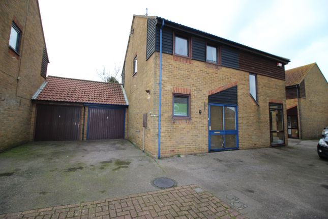 2 bed semi-detached house to rent in Mill Lane, Birchington CT7