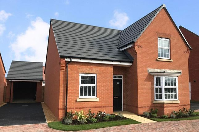 "Thumbnail Detached house for sale in ""Bracebridge"" at Torry Orchard, Marston Moretaine, Bedford"