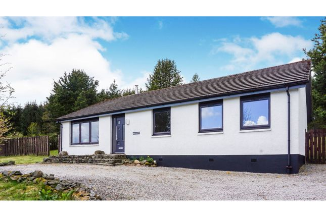 Thumbnail Detached house for sale in Cushnie, Alford