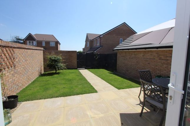 Thumbnail Detached house for sale in Greenmeadow Way, Rhoose, Barry