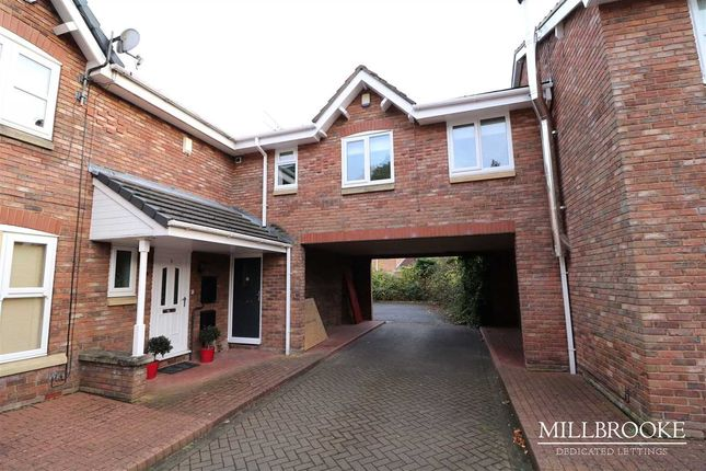 Thumbnail Flat to rent in Millcrest Close, Boothstown