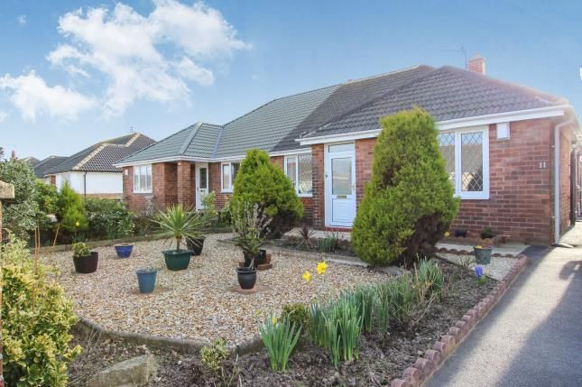 Thumbnail Bungalow for sale in Sidmouth Road, Lytham St Annes, Lancashire, England