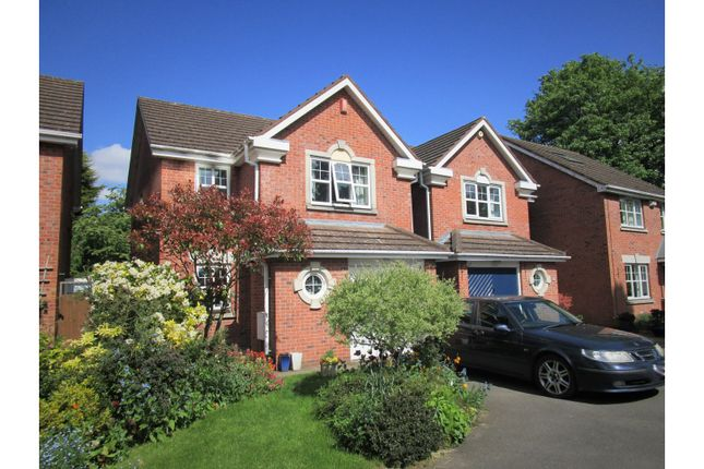 Thumbnail Detached house for sale in The Holdens, Birmingham