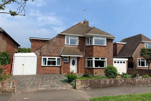 Thumbnail Detached house for sale in Hawley Road, Rustington, Littlehampton