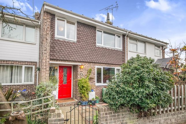 Thumbnail Terraced house for sale in Downs Road, Maldon
